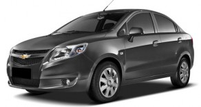 CHEVROLET SAIL Toutes Options