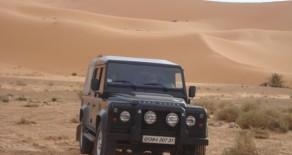 Circuit 4×4 Sahara avec chauffeur + nuit Hotel 3***