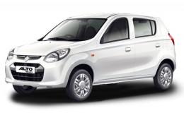 Suzuki New Alto clim