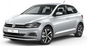 NOUVELLE VOLKSWAGEN POLO 1.6 MPI 2019